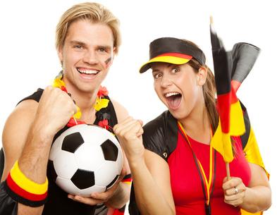 Fanartikel zur Fussball EM 2012