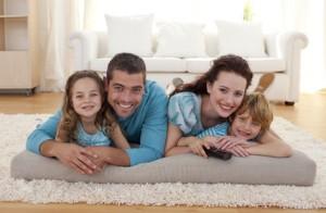 Familie Wohnzimmer Möbel
