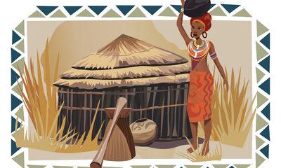 Schwarze Seife – Das schwarze Gold aus Afrika