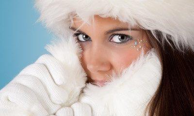Schönheit im Winter