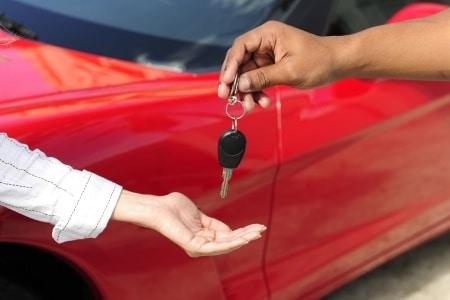 ein Fahrzeug günstig leasen