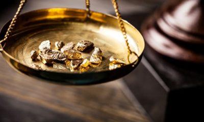 Geerbten Goldschmuck einem sinnvollen Zweck zugeführt