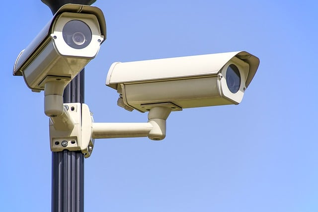 Überwachungskamera aussen