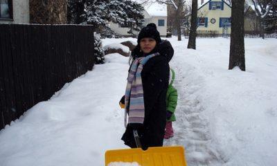 Schneeschieber- die richtige Wahl
