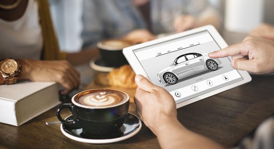 Autos im Internet kaufen