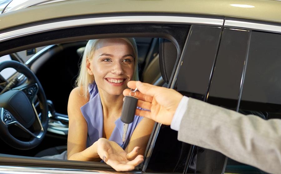 Jahreswagen kaufen