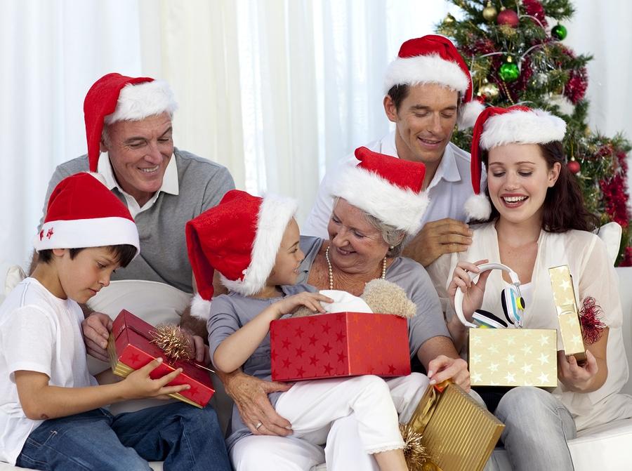 Weihnachtsgeschenke richtig verpacken