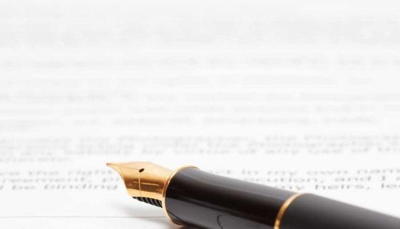 Edele Schreibgeräte