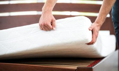 Hochwertige Matratzen helfen bei Rückenproblemen