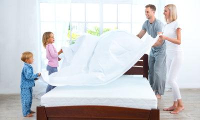 Nachhaltiger Schlaf dank perfekter Matratze