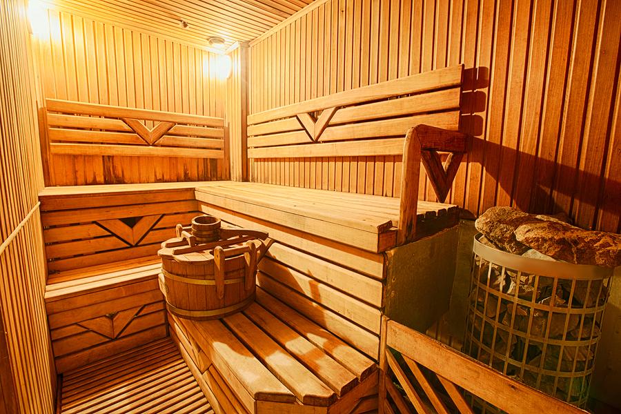 Vorteile einer Sauna für Zuhause