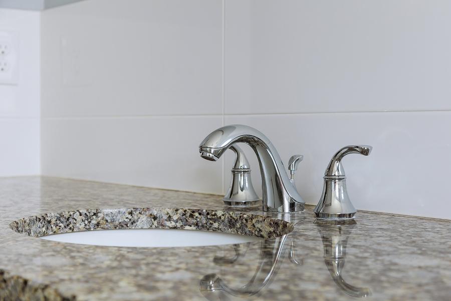 Handwaschbecken aus Marmor