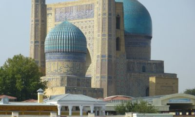 Reisen nach Usbekistan